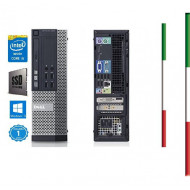 PC DELL OPTIPLEX 790/990 (Ricondizionato certificato) - INTEL I5-2400 - SVGA HD2000 INTEL - 8GB RAM - SSD 240GB  - DVD - Window