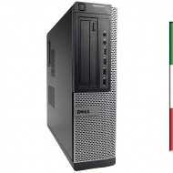 PC DELL OPTIPLEX 790 (Ricondizionato certificato) - INTEL I7-2600 - SVGA HD2000 INTEL - 8GB RAM - SSD 480GB  - DVD - Windows 10