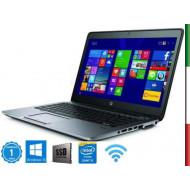 NOTEBOOK HP ELITEBOOK 840 G2 (Ricondizionato  Certificato) - DISPLAY 14 HD+ - INTEL I5-5300U - RAM 16GB - SSD 1TB -  WEBCAM - S