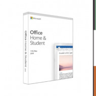 OFFICE 2019 - HOME AND STUDENT 79G-05065 ESD Licenza Elettronica