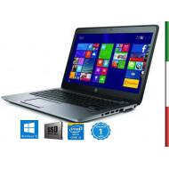 NOTEBOOK HP ELITEBOOK 840 G2 (Ricondizionato  Certificato) - DISPLAY 14 HD+ - INTEL I5-5300U - RAM 8GB - SSD 128GB  -  NO WEBCA