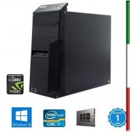 PC LENOVO M93P (Ricondizionato certificato) - INTEL I7-4770 - SVGA NVIDIA QUADRO K2000 2GB - 16GB RAM - SSD 240GB - USB3,0 - Wi