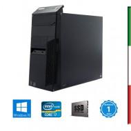 PC LENOVO M93P GAMING (Ricondizionato certificato) - INTEL I7-4770 - SVGA NVIDIA GT 730 2GB - 16GB RAM - SSD 480GB - USB3,0 - W