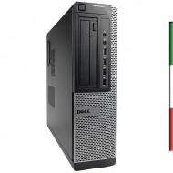 PC DELL OPTIPLEX 790 (Ricondizionato certificato) - INTEL I5-2400S - SVGA HD2000 INTEL - 8GB RAM - SSD 240GB  - DVD - Windows 1