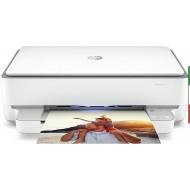 STAMPANTE HP Envy 6020 5SE16B Multifunzione, Stampa, Scansiona, Foto, Wi-Fi Dual-Band, Bluetooth 5.0, USB 2.0, Cassetto da 100