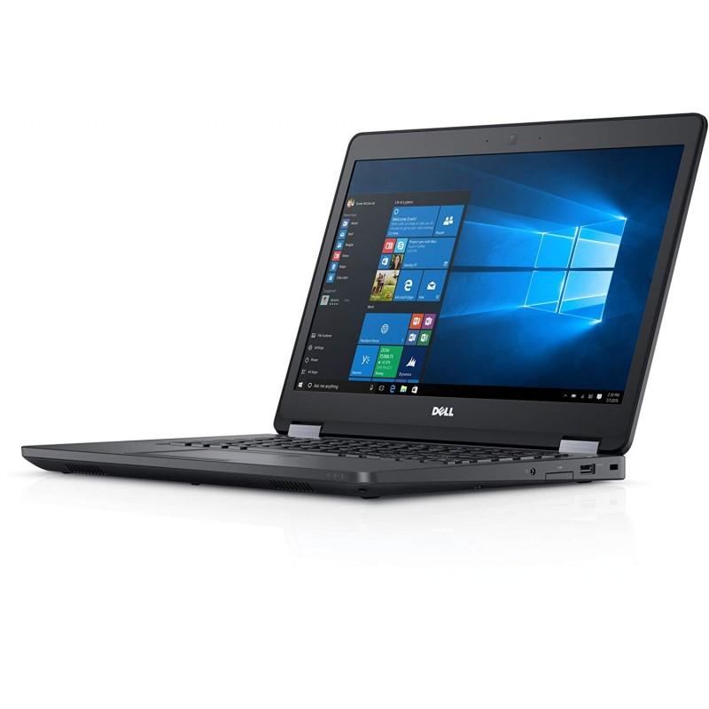NOTEBOOK  DELL LATITUDE E5470 (Ricondizionato certificato) - DISPLAY 14,1 FULL HD - INTEL  I5-6200U - RAM 8GB DDR4  -  SSD 240G
