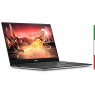 NOTEBOOK  DELL XPS 13 9360 (Ricondizionato certificato) - DISPLAY 13,3  FULL HD - INTEL I7-7500U - RAM 8GB  -  SSD 256GB NVME -