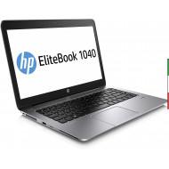 NOTEBOOK HP ELITEBOOK 1040 G1- (Ricondizionato certificato) -DISPLAY 14'' 1600x900 -  INTEL I7-4600U - RAM 8G - SSD 250GB -  SV