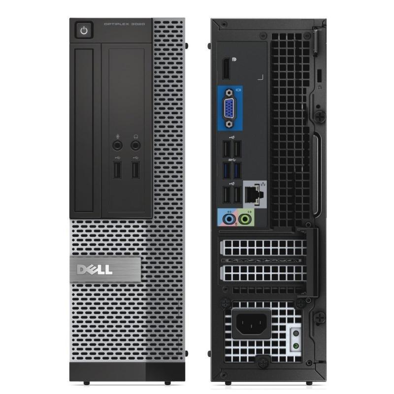 PC DELL OPTIPLEX 3020 (Ricondizionato certificato) INTEL I5-4460T - SVGA INTEL HD4600 - USB3.0 - 8GB RAM - SSD 240GB - DVD - Wi