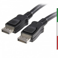 CAVO DISPLAYPORT 20pin M/M 1MT