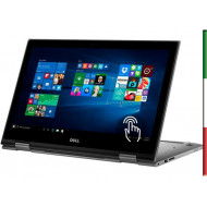 NOTEBOOK  DELL INSPIRION 17-5578 2 in 1(Ricondizionato certificato) - DISPLAY 15,6'' FULL HD TOUCHSCREEN - INTEL  I7-7500U - RA