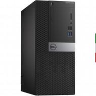 PC DELL 5050 (Ricondizionato certificato) - INTEL I7-7700 - SVGA RADEON R5-430 2GB - 16GB RAM DDR4 - SSD 1TB - USB3,0 - DVD - W