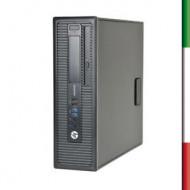 PC HP ELITEDESK 800 G1 (Ricondizionato certificato) - INTEL I3-4130 - SVGA INTEL HD4400 - 8GB RAM - SSD 240GB - DVD - USB3,0