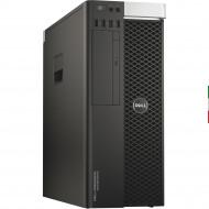 PC DELL PRECISION T5810 (Ricondizionato certificato) - INTEL XEON E5-1620 V3 - SVGA NVIDIA QUADRO M4000 8GB - 32GB RAM DDR4 - S