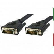 Cavo DVI digitale M/M dual link 3 mt (DVI-D)