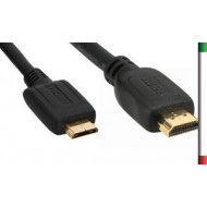 CAVO HDMI mini 19poli M/M 2.5