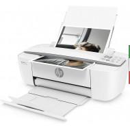 STAMPANTE HP 3750 DeskJet Colori, Wi-Fi, Multifunzione a Getto d'Inchiostro, Stampa, Scannerizza, Fotocopia, Wi-Fi Direct, 2 Me