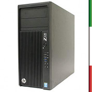 PC HP Z230 TOWER GAMING (Ricondizionato certificato) - XEON E3-1245 V3 - SVGA NVIDIA GT 1050 TI 4GB - 16GB RAM DDR4 - SSD 240GB