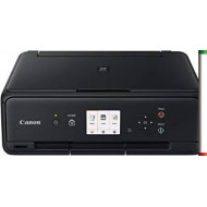 STAMPANTE CANON MFC INK PIXMA TS5050 BLACK 1367C006 A4 3IN1 5INK 12.6IPM, LCD, WIFI, CLOUD PRINT, PIXMA CLOUD LINK