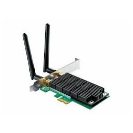 ADATTATORE PCI EXPRESS WI-FI AC1200 ARCHER T4E 300MBPS A 2.4GHZ + 867MBPS A 5GHZ BEAMFORMING