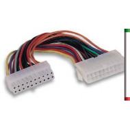 Cavo di Sincronizzazione e Ricarica Micro USB MIX COLOR con connettori in metallo
