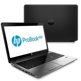 NOTEBOOK HP PROBOOK 450 G1- (Ricondizionato certificato)  DISPLAY 15,6  HD - INTEL I5-4310M - RAM 8G - SSD 512GB - SVGA INTEL H