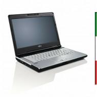 NOTEBOOK FUJITSU S752(Ricondizionato certificato) - INTEL I5-3340M - RAM 8GB- HDD 1TB IBRIDO- SVGA INTEL HD 4000 -  DISPLAY 14'