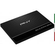 """SSD-SOLID STATE DISK 2.5"""" 480Gb PNY SATA3 SSD7CS900-480-PB"""