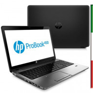 NOTEBOOK HP PROBOOK 450 G1- (Ricondizionato certificato)  DISPLAY 15,6  HD - INTEL I5-4310M - RAM 16G - SSD 1TB - SVGA INTEL HD