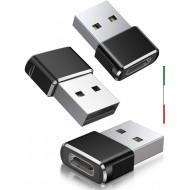 Adattatore da USB-C FEMMINA a USB MASCHIO