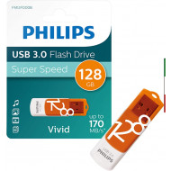 PEN DRIVE Philips USB flash drive Vivid Edition 128GB, USB3.0