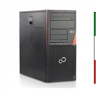 PC FUJITSU ESPRIMO P910 TOWER (Ricondizionato Certificato) - INTEL I5-3470 - SVGA NVIDIA GT 1030 2GB - 8GB RAM - SSD 480GB - DV