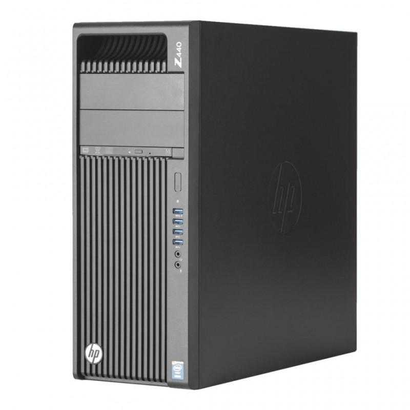 PC HP Z440 (Ricondizionato certificato) - INTEL XEON E5-1650 V4 - SVGA NVIDIA QUADRO M2000 4GB - 32GB RAM DDR4 - SSD 1TB SATA -