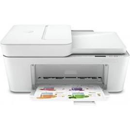 STAMPANTE HP DeskJet Plus 4122 7FS79B Stampa, Scansiona, Copia, formato A4, ADF, Wi-Fi e Wi-Fi Direct, USB 2.0, BLUETOOTH Bianc