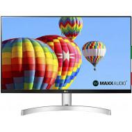"LG 27ML600S Monitor 27"" FULL HD LED IPS, 1920x1080, 1ms MBR, FreeSync 75Hz, Audio Stereo 10W, HDMI (HDCP 1.4), VGA, Uscita Audi"