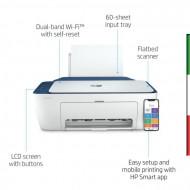 STAMPANTE HP DeskJet 2721e 26K68B Stampa, Scansiona, Copia, formato A4, Wi-Fi e Wi-Fi Direct, USB 2.0