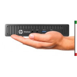 PC HP ELITEDESK 705 G2 (Ricondizionato Certificato) AMD QUAD CORE A8-8600B - SVGA RADEON R6 - 8GB RAM - SSD 480GB SATA - U
