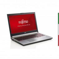 NOTEBOOK FUJITSU CELSIUS H730(Ricondizionato Certificato) DISPLAY 15,6 FULL HD - INTEL I7-4600M - RAM 16GB - SSD 480GB SATA