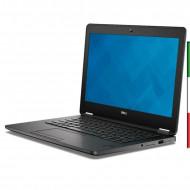 NOTEBOOK DELL LATITUDE E7270 (Ricondizionato certificato) - DISPLAY 12,5 FULL HD TOUCHSCREEN - INTEL I5-6200U - RAM 8GB DDR4