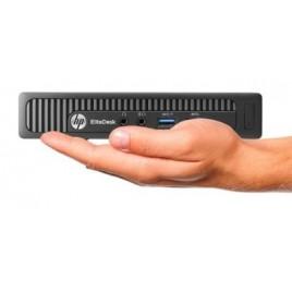 PC HP ELITEDESK 705 G2 (Ricondizionato Certificato) AMD QUAD CORE A8-8600B - SVGA RADEON R6 - 4GB RAM - HDD 320GB SATA - U
