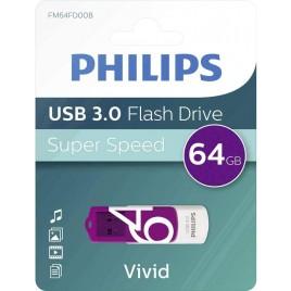 PEN DRIVE 64GB Philips USB flash drive Vivid Edition USB3.0