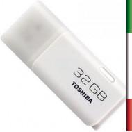 PEN DRIVE 32GByte USB 2.0 TOSHIBA