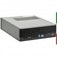 PC FUJITSU E400 - (Ricondizionato Certificato) INTEL CORE I5-3470S - SVGA INTEL HD2500 - 4GB RAM - SSD 240GB - DVD - Windows