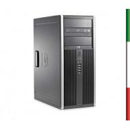 PC HP 8300 TOWER GAMING (Ricondizionato certificato) - INTEL I5-3470 - SVGA NVIDIA GT 1030 2GB - 8GB RAM - SSD 240GB - USB3,0 -