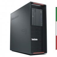 PC LENOVO P500 (Ricondizionato certificato) - INTEL XEON E5-1620 V3 - SVGA NVIDIA GT 1030 2GB - 16GB RAM DDR4 - SSD 256GB + 1T