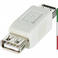 Adattatore USB 2.0 A Femmina/ Femmina A/A IADAP-USB-AA