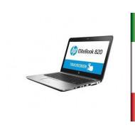 NOTEBOOK HP ELITEBOOK 820 G4 (Ricondizionato certificato) - DISLPAY 12,5' FULL HD TOUCH SCREEN - INTEL I5-7300U - RAM 8GB - SS