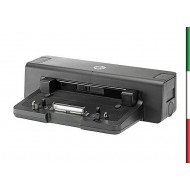 DOCKING STATION 230W X NOTEBOOK HP COD A7E34AA.COMPATIBILE PER MODELLI HP EliteBook 2170p, 8440p, 8460p, 8470p, 8470w, 8540p, 85