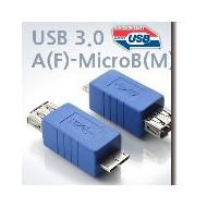 Adattatore USB3.0 A Femm. a  A Micro Mas