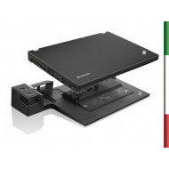 Docking Station Lenovo ThinkPad Plus Series 3 mod.4338/4337 (no alim) compatibile con :ThinkPad L412*, L420, L512*, L520 ThinkP